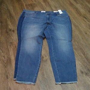 Loft Jeans 👖... Size 20